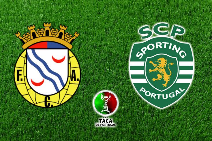 DIRETO | Alverca-Sporting