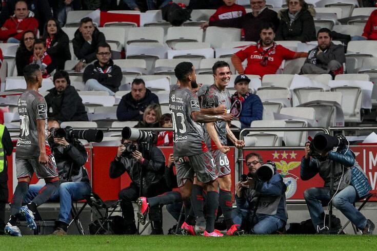 João Palhinha joga no Braga por empréstimo do Sporting