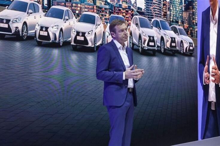 """Pascal Ruch (Lexus Europa): """"Queremos transformar o ordinário em extraordinário"""""""