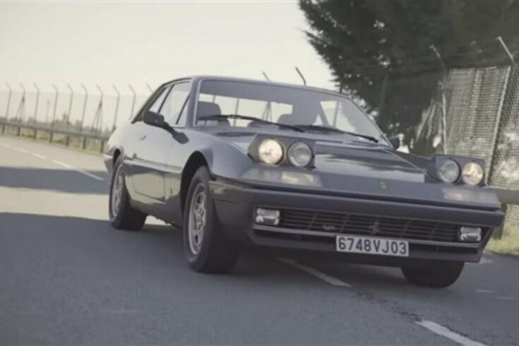 Ferrari 412: O atípico Tipo F101