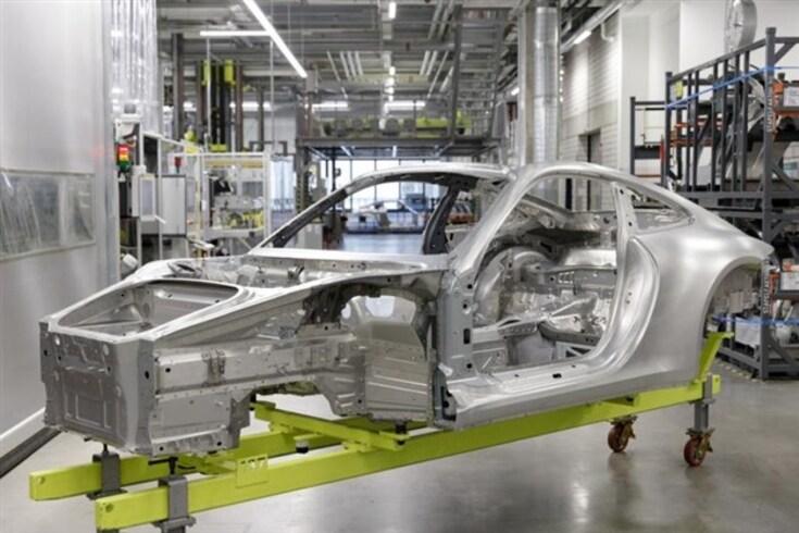 Visita à fábrica da Porsche: Teatro de sonhos