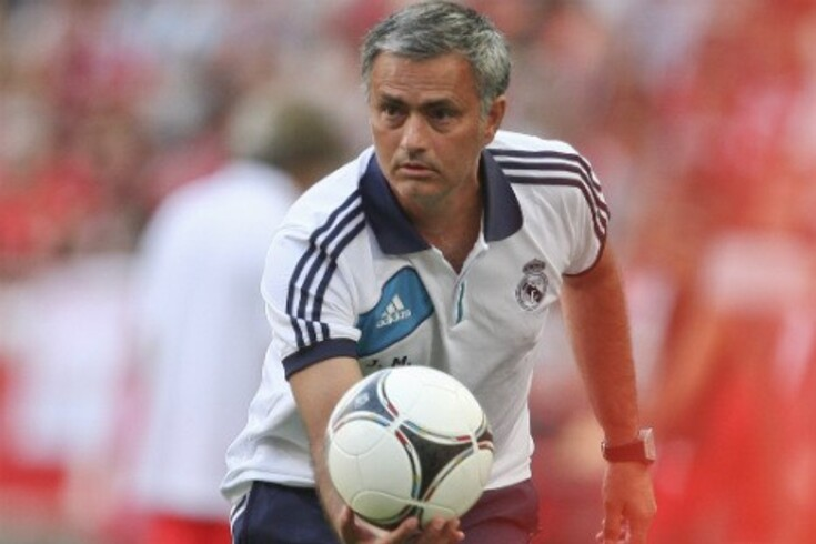 """Mourinho: """"Não estive preocupado com o Benfica"""""""