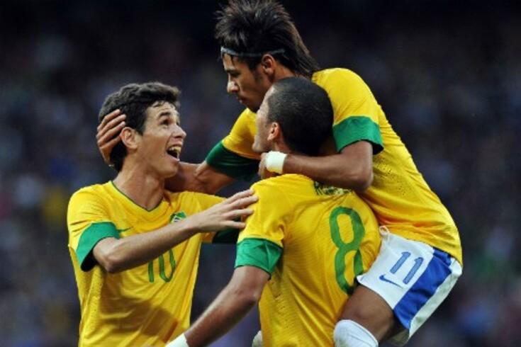 Brasil discute ouro com o México