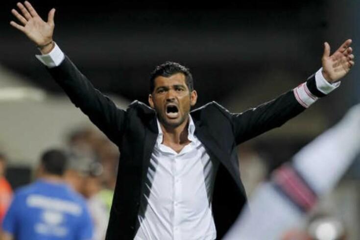 Sérgio Conceição quer meter medo do FC Porto
