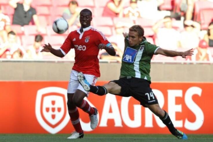 Djaniny começou a época no Benfica B