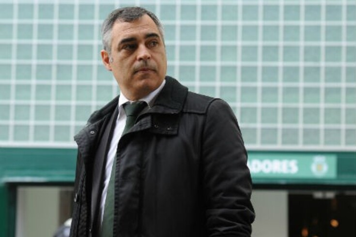 """""""O Sporting não precisa de oposições internas"""""""