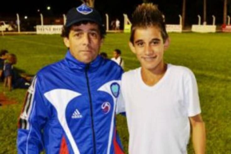 Brasileiro de 15 anos no Benfica