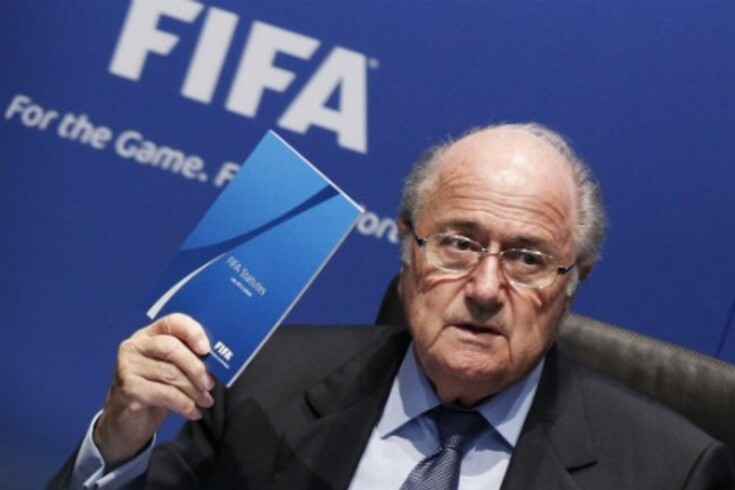 """Blatter: """"Racismo não deve punir clubes"""""""