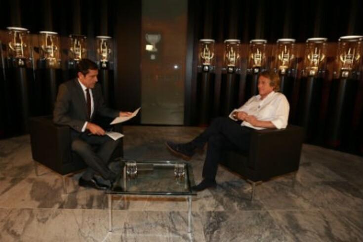 Moniz entrevista Jorge Jesus