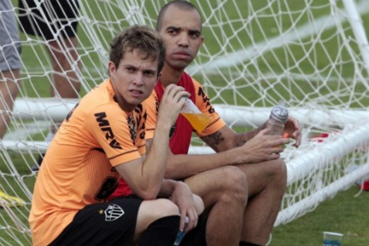 Atlético Mineiro recusou 16 milhões por Bernard
