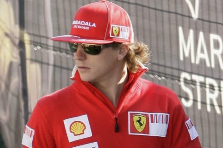 Kimi Raikkonen vai regressar à Ferrari
