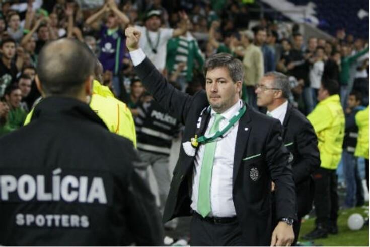 Sporting critica e acusa FC Porto
