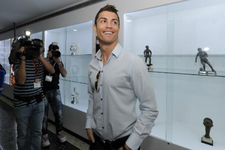 Sondagem dá vitória a Ronaldo