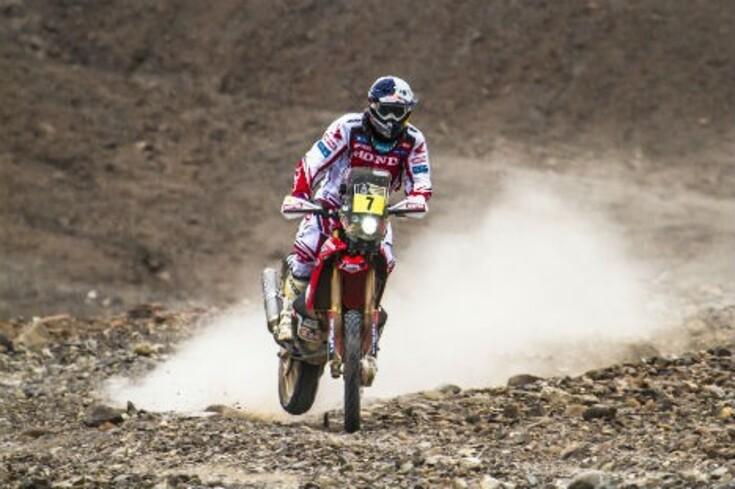 Hélder Rodrigues acaba na quinta posição