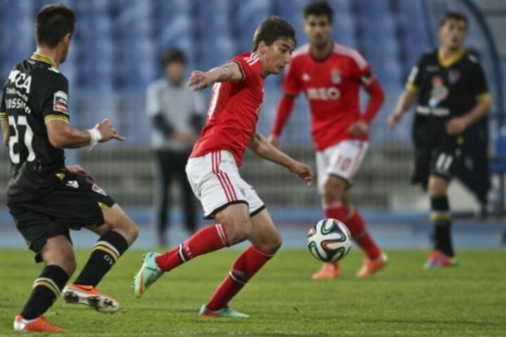 Sulejmani manteve o Benfica vitorioso