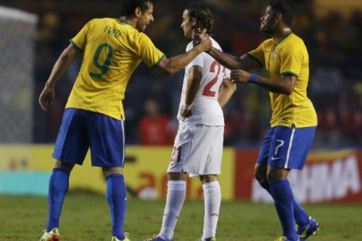 Brasil vence Markovic e companhia