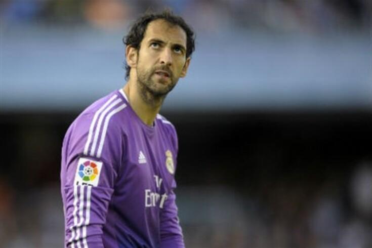 Diego Lopez apontado ao Benfica