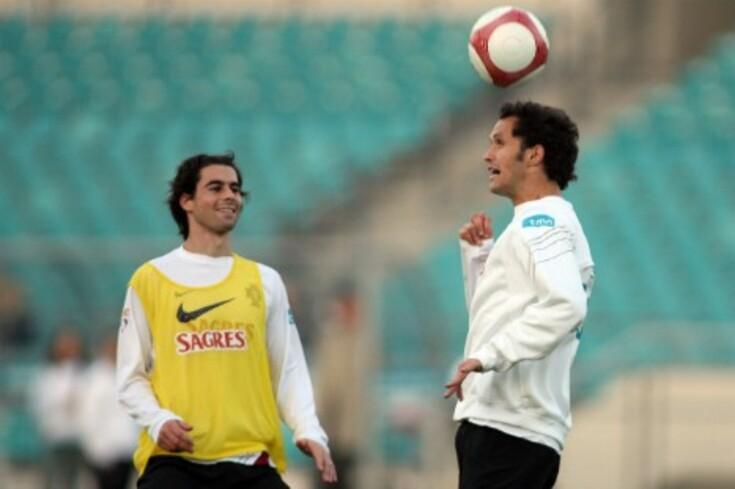 Ricardo Carvalho, Danny e Tiago voltam!