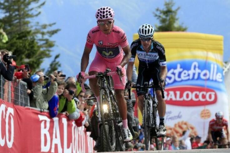 Colombiano Nairo Quintana foi o vencedor da última edição da prova italiana