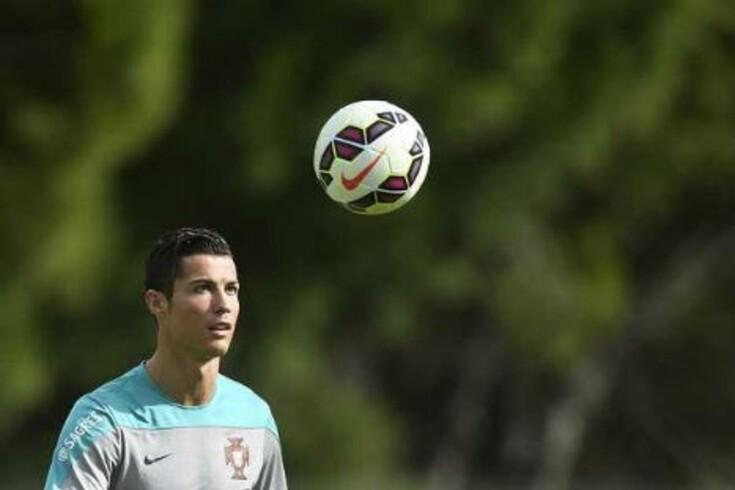 Cristiano Ronaldo bate recorde