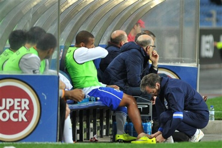 Mais dois lesionados no FC Porto