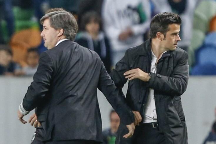 Bruno de Carvalho mantém suspense sobre Marco Silva