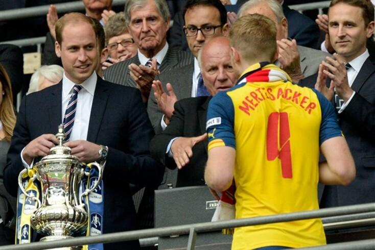 Príncipe William apelas a mudanças na FIFA