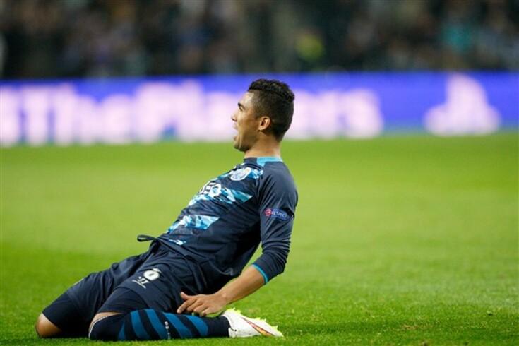 Oficial: FC Porto recebe 7,5 milhões por Casemiro