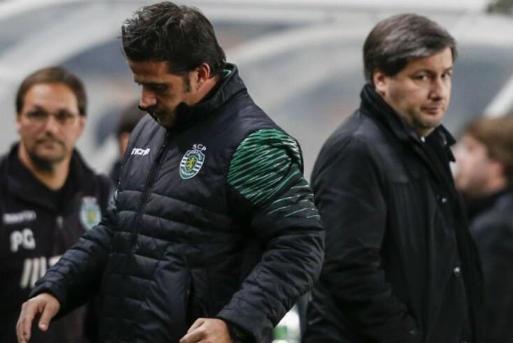 Bruno de Carvalho explica saída de Marco Silva