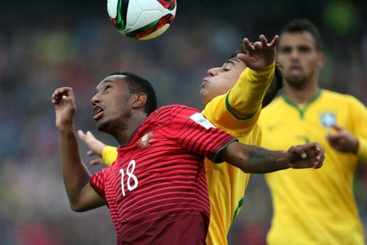 Sub-20: Portugal eliminado pelo Brasil nos penaltis