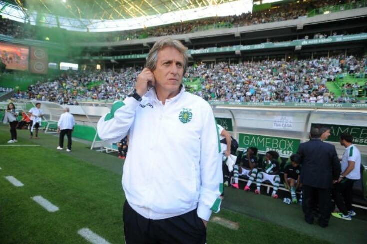 """""""No Benfica não mudou nada mas o cérebro não está lá"""""""