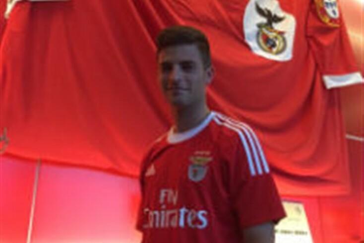 Alexis Scholl reforça Benfica B