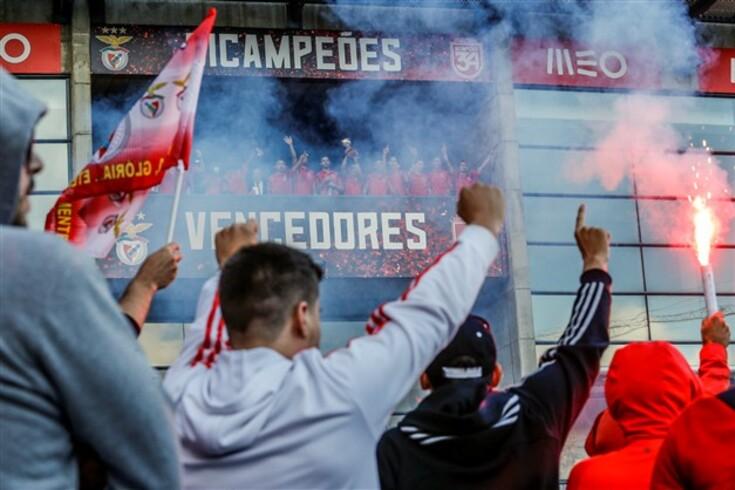 Benfica reage às buscas da Polícia Judiciária
