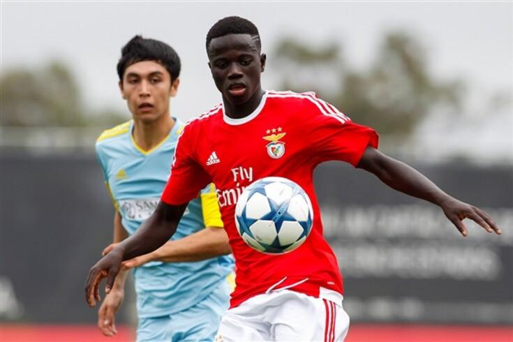 Youth League: Benfica goleia Astana