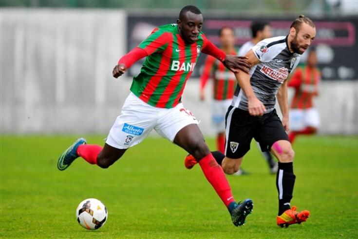 Marítimo suspende Moussa Marega