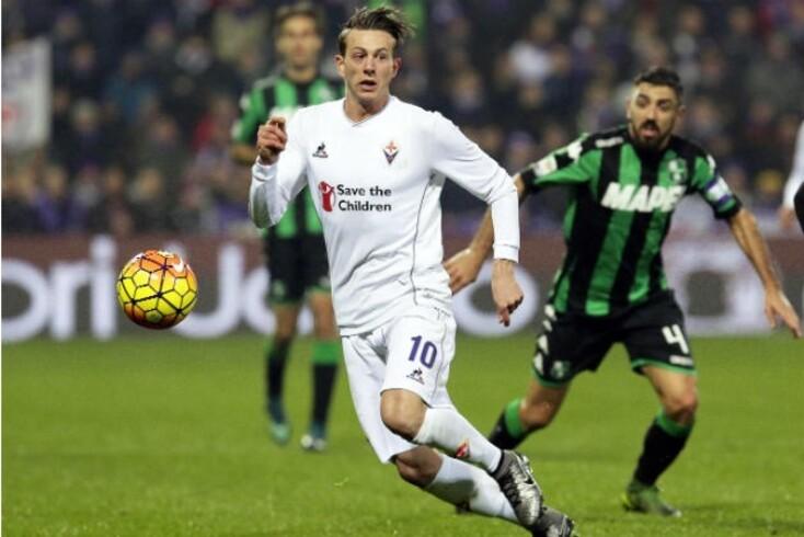 Fiorentina empatou com o Sassuolo