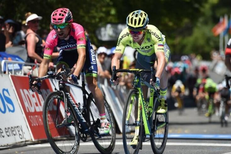 McCarthy lidera Tour Down Under