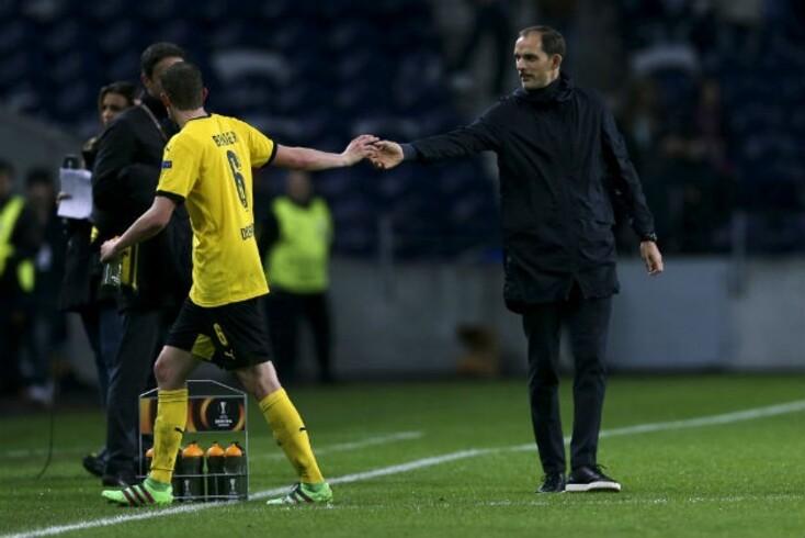 """""""Fomos felizes, pois o FC Porto é muito forte"""""""