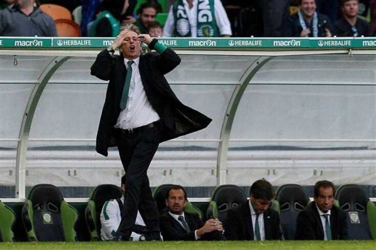 """""""Enquanto estive no rival, o Sporting nunca discutiu o título"""""""