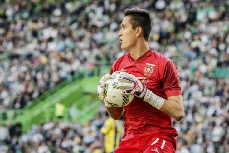 Raúl Gudiño convocado para o Torneio de Toulon