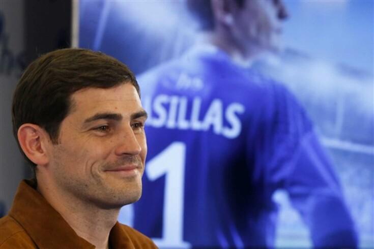 """Casillas: """"Quando terminar, será no FC Porto"""""""