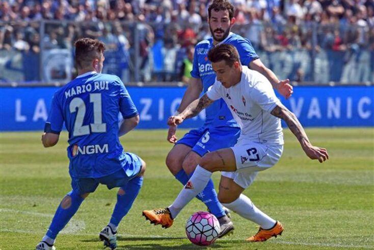Imbula, Tello e Osvaldo foram alívio de 3,4 milhões