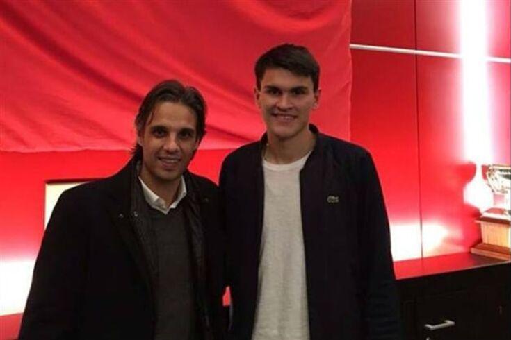 Benfica compra Zlobin ao Leiria