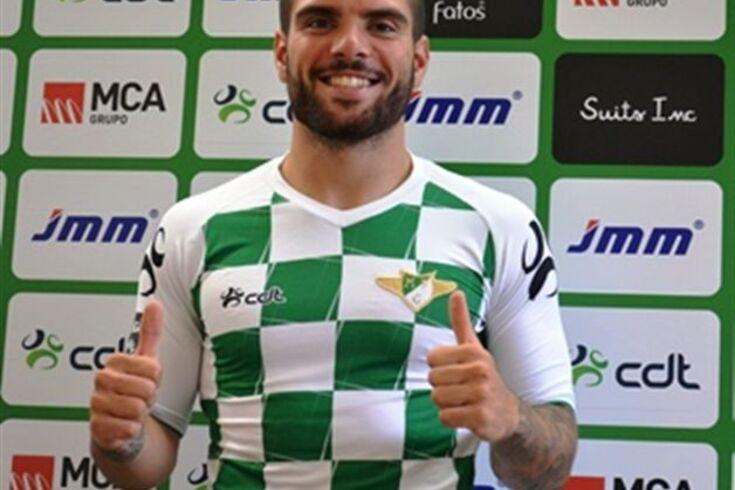 Pedro Rebocho troca o Benfica pelo Moreirense