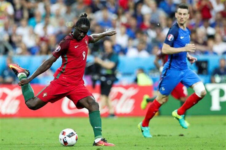 Golo de Éder deu a vitória a Portugal na final do Euro'2016