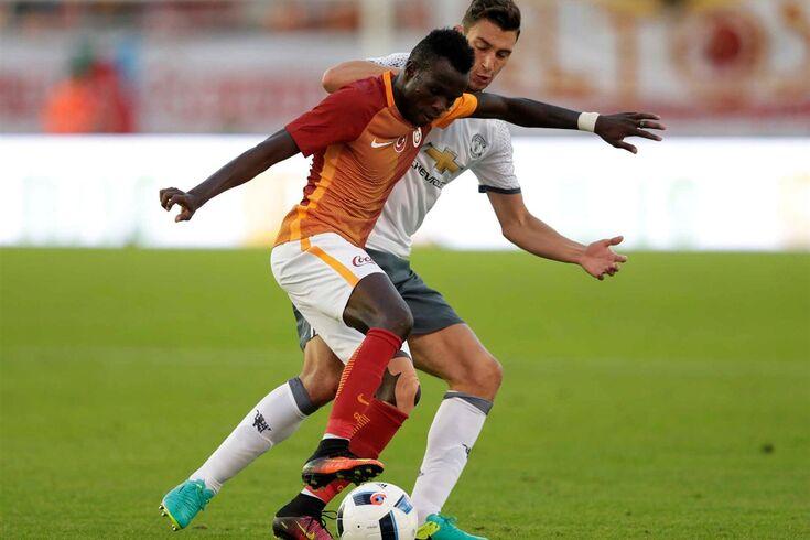 Football Soccer - Galatasaray v Manchester United - Pre Season Friendly - Ullevi Stadium, Gothenburg