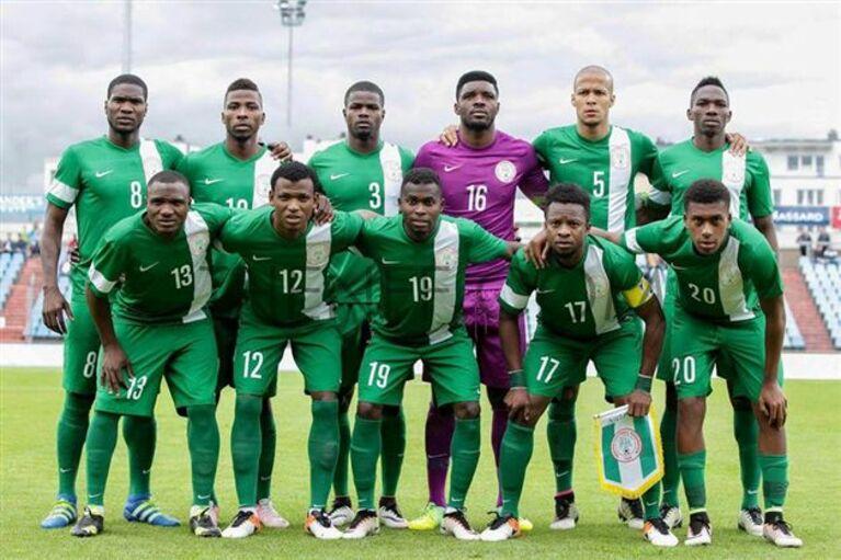 4eee71e353105 Seleção nigeriana de futebol vai chegar a menos de 36 horas da estreia nos Jogos  Olímpicos