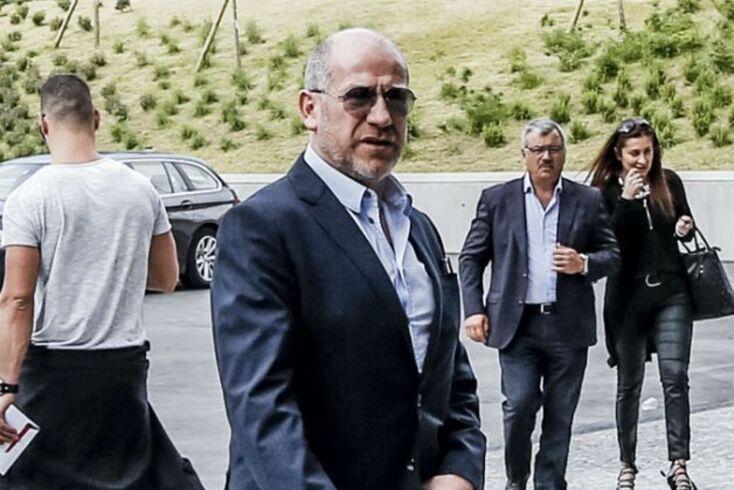 Antero Henrique deixa SAD do FC Porto
