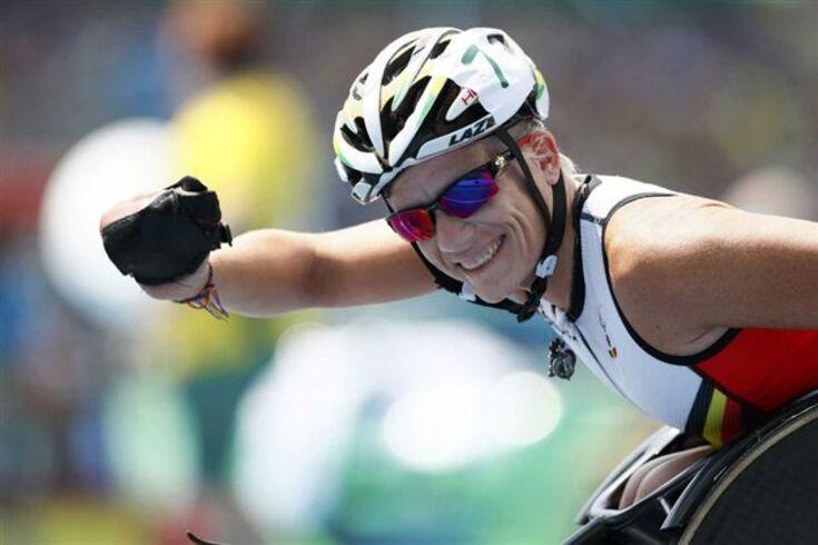 """Paralímpicos'2016: """"Quero pedir para que não desista da vida"""""""