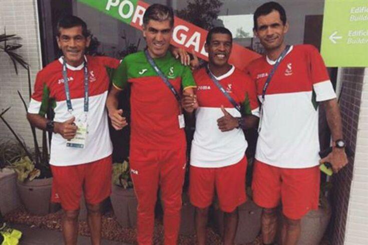 Paralímpicos'2016: Manuel Mendes conquista o bronze